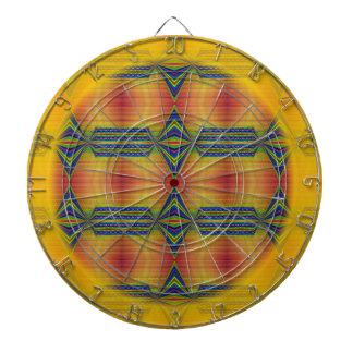 modelo amarillo del deco del trullo