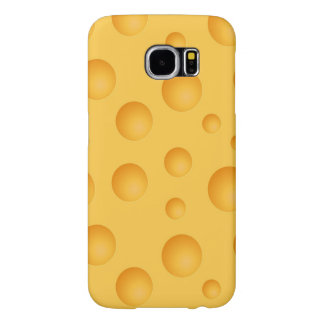 Modelo amarillo del queso