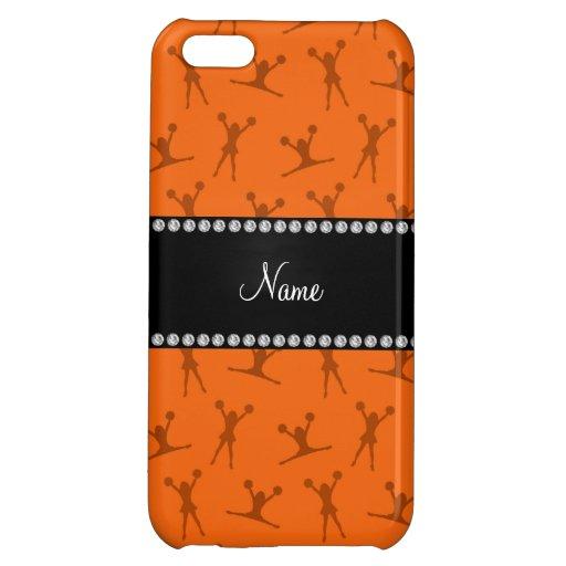 Modelo anaranjado conocido personalizado de la ani