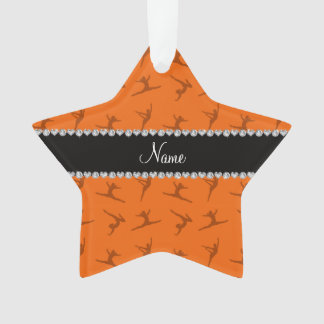 Modelo anaranjado conocido personalizado de la gim