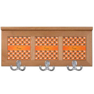Modelo anaranjado conocido personalizado de los