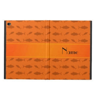 Modelo anaranjado conocido personalizado del atún