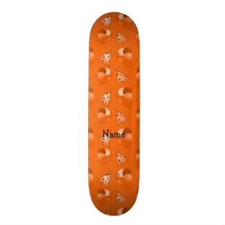 Modelo anaranjado conocido personalizado del cumpl tablas de patinar
