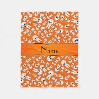 Modelo anaranjado conocido personalizado del