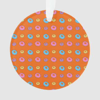 Modelo anaranjado del buñuelo