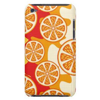 Modelo anaranjado funda para iPod de Case-Mate