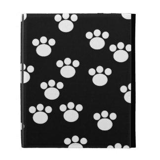 Modelo animal blanco y negro de la impresión de la