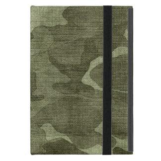 Modelo arrugado del camuflaje de Camo iPad Mini Carcasas