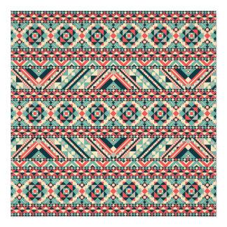 Modelo azteca abstracto impresiones fotograficas