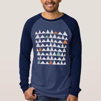 Modelo azteca de los Andes de los triángulos Playera