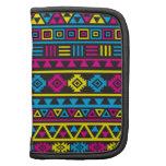 Modelo azteca del estilo - CMY y negro Organizadores