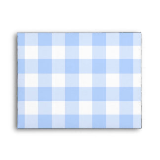 Modelo azul claro de la guinga para las tarjetas d