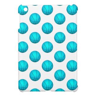 Modelo azul claro del baloncesto