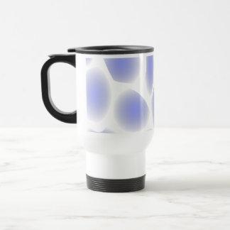 Modelo azul claro taza