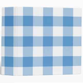 """Modelo azul claro y blanco de la guinga carpeta 2"""""""