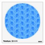 Modelo azul de la bici