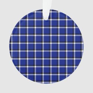 Modelo azul de las tejas de las ilusiones