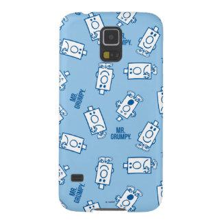 Modelo azul del lanzamiento de la emoción de Sr. Carcasa Galaxy S5