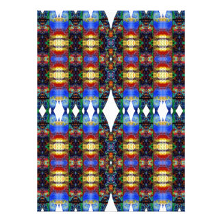 Modelo azul del nativo americano Diseño azteca Invitación