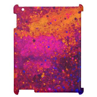 Modelo azul rosado rojo de la textura de la