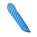 Modelo azul tablas de skate