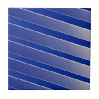 Modelo azul y gris azulejo cuadrado pequeño