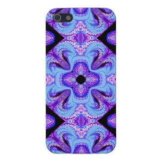 modelo azul y púrpura del caso del iPhone 5/5s iPhone 5 Carcasa