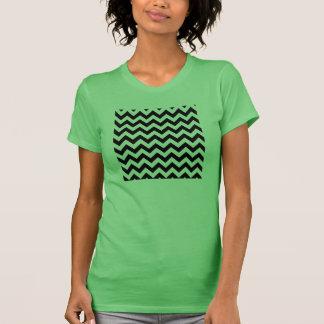 Modelo básico de Chevron Camiseta