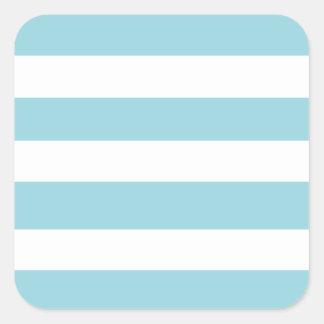 Modelo blanco azul moderno de las rayas