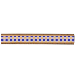 Modelo blanco de la guinga de los azules marinos