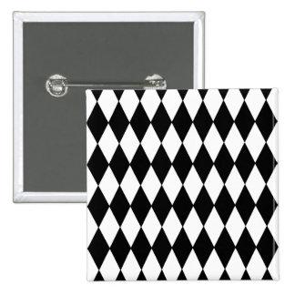 Modelo blanco negro del Harlequin Pins