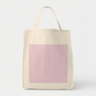 Modelo blanco suave lindo del control de la guinga bolsa tela para la compra