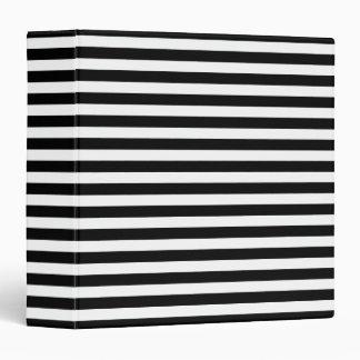 Modelo blanco y negro clásico de la raya