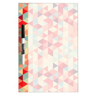 Modelo bonito II del triángulo + sus ideas Pizarras