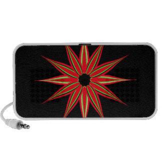 Modelo Brights del día de fiesta iPod Altavoz