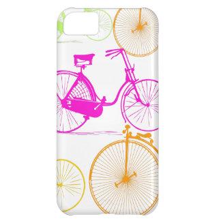 Modelo brillante del neón del color de la biciclet