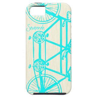 Modelo brillante Iphone 5 de la bici de los colore iPhone 5 Funda