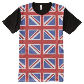 Modelo BRITÁNICO de la bandera