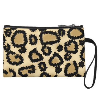 Modelo, Brown y negro del estampado leopardo