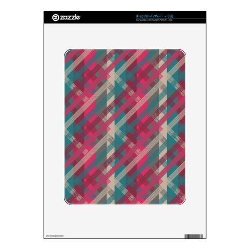 Modelo Calcomanía Para El iPad