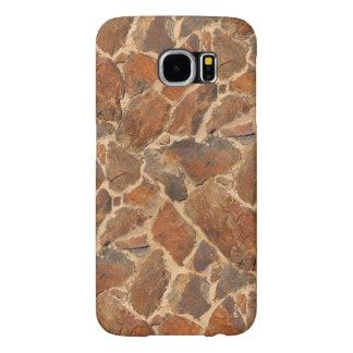 Modelo caliente de Stonewall de oro Fundas Samsung Galaxy S6