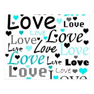 Modelo ciánico del amor postal