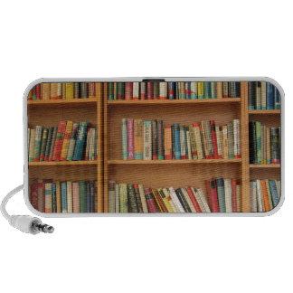Modelo clásico del estante de librería estante pa