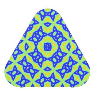 Modelo colorido abstracto moderno altavoz bluetooth