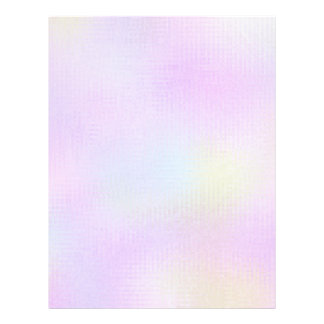 """Modelo colorido abstracto moderno de los folleto 8.5"""" x 11"""""""