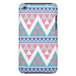 Modelo colorido azteca tribal Case-Mate iPod touch cárcasa