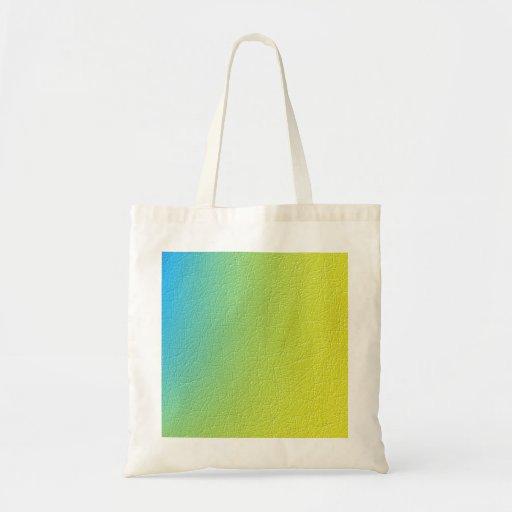 Modelo colorido bolsa tela barata
