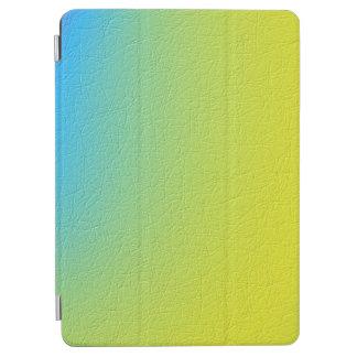 Modelo colorido cover de iPad air