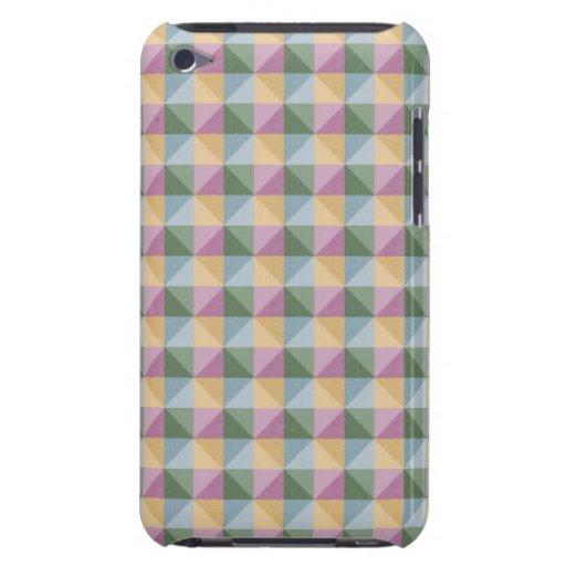 Modelo colorido de moda iPod touch Case-Mate protector
