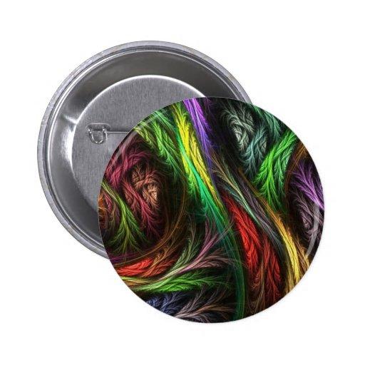 Modelo colorido del Lana-Efecto Pin